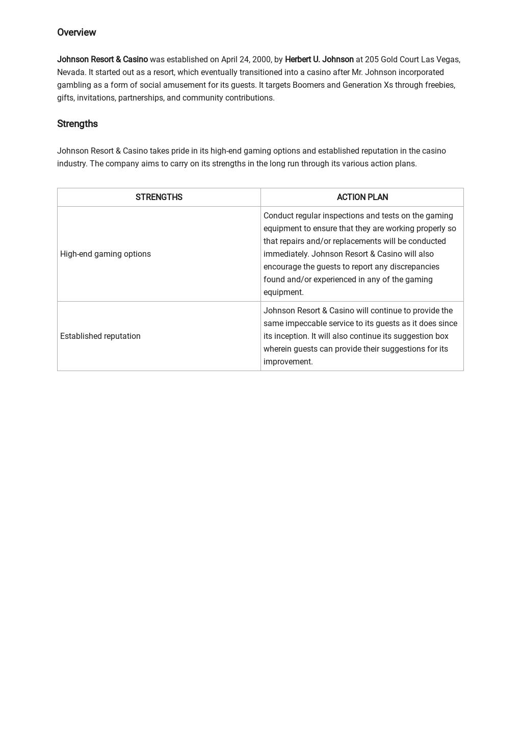 Free SWOT Analysis Template 1.jpe