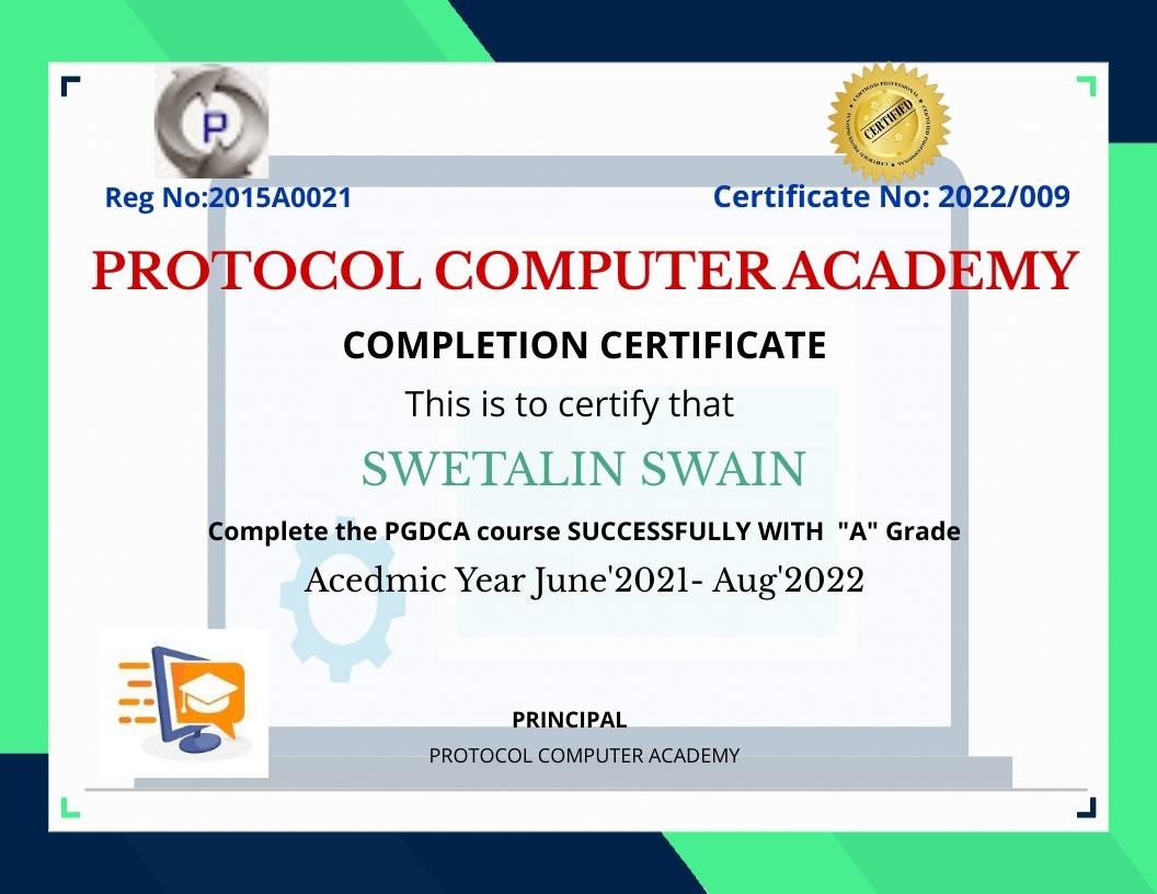Kids Soccer Certificates Template