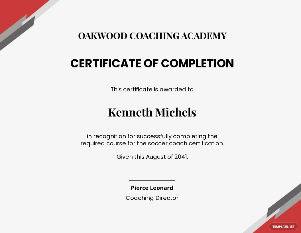 soccer coach certification Template.jpe