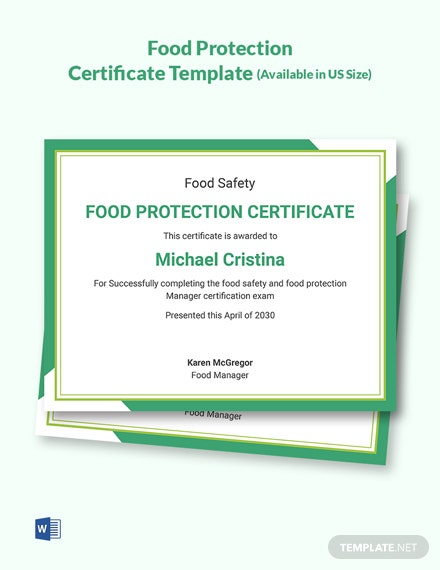 certificate template protection pro