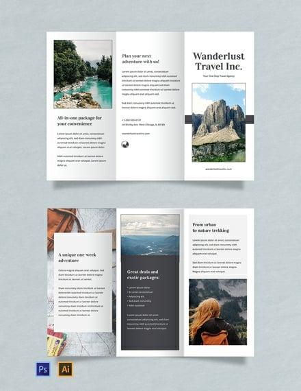 free sample travel brochure template 440x570 1