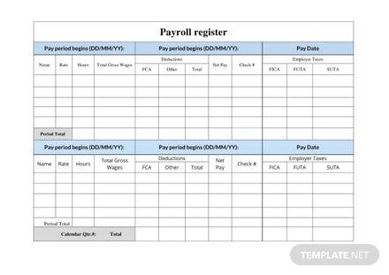 Real Estate PayStub Template