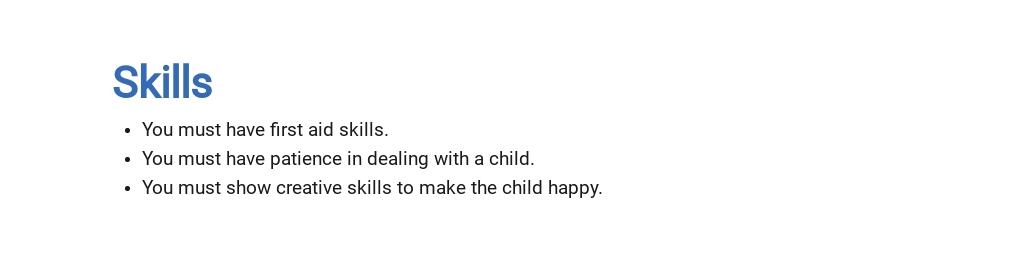 Nanny Job Description for Toddler Template 4.jpe