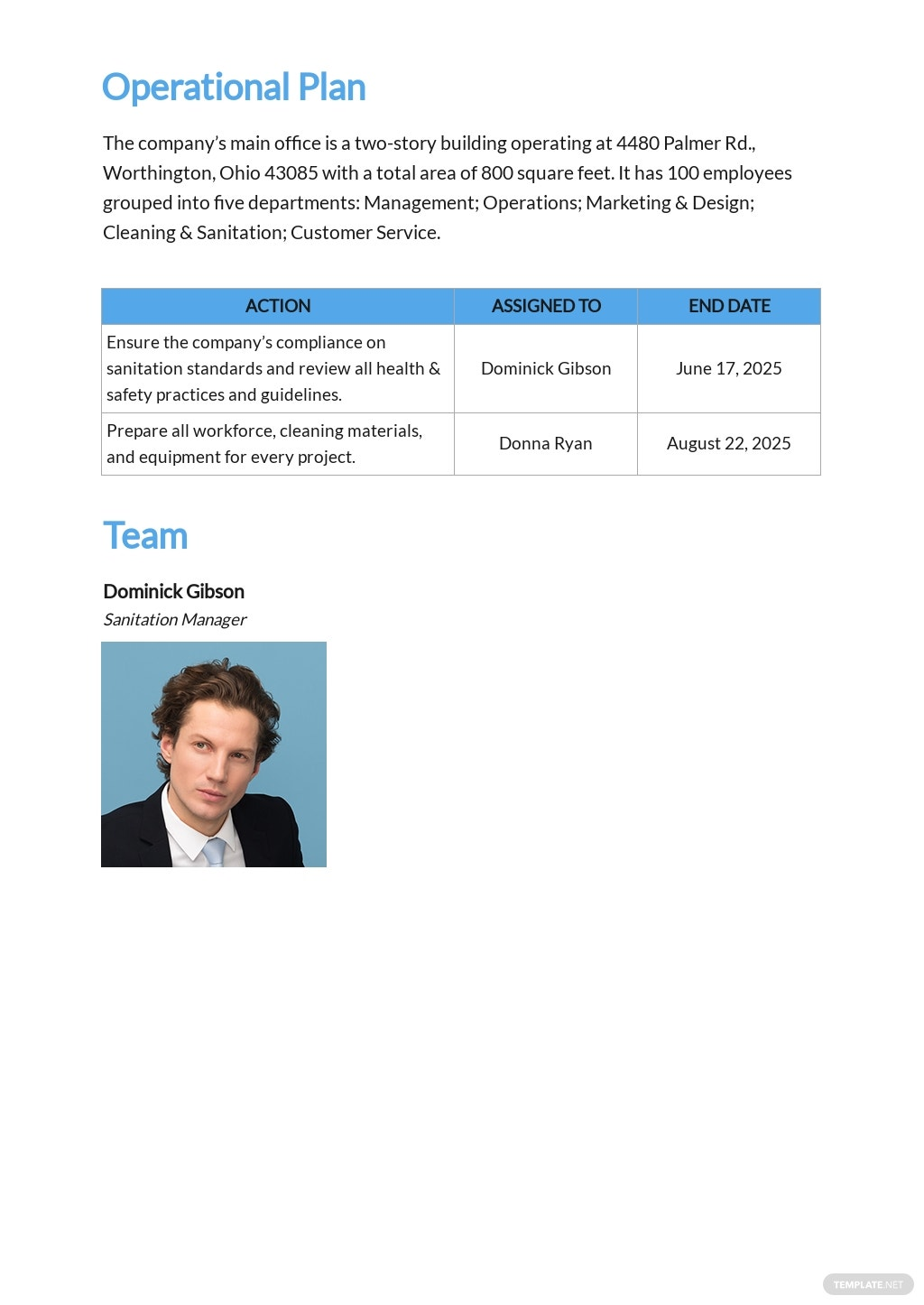 Commercial Cleaning Service Business Plan Template 4.jpe
