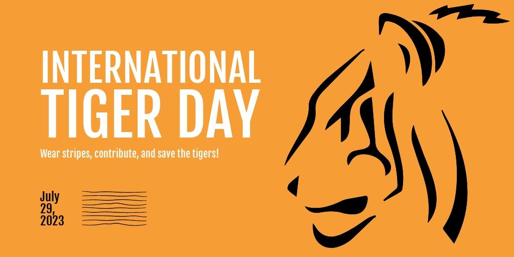 Free International Tiger Day Twitter Post.jpe