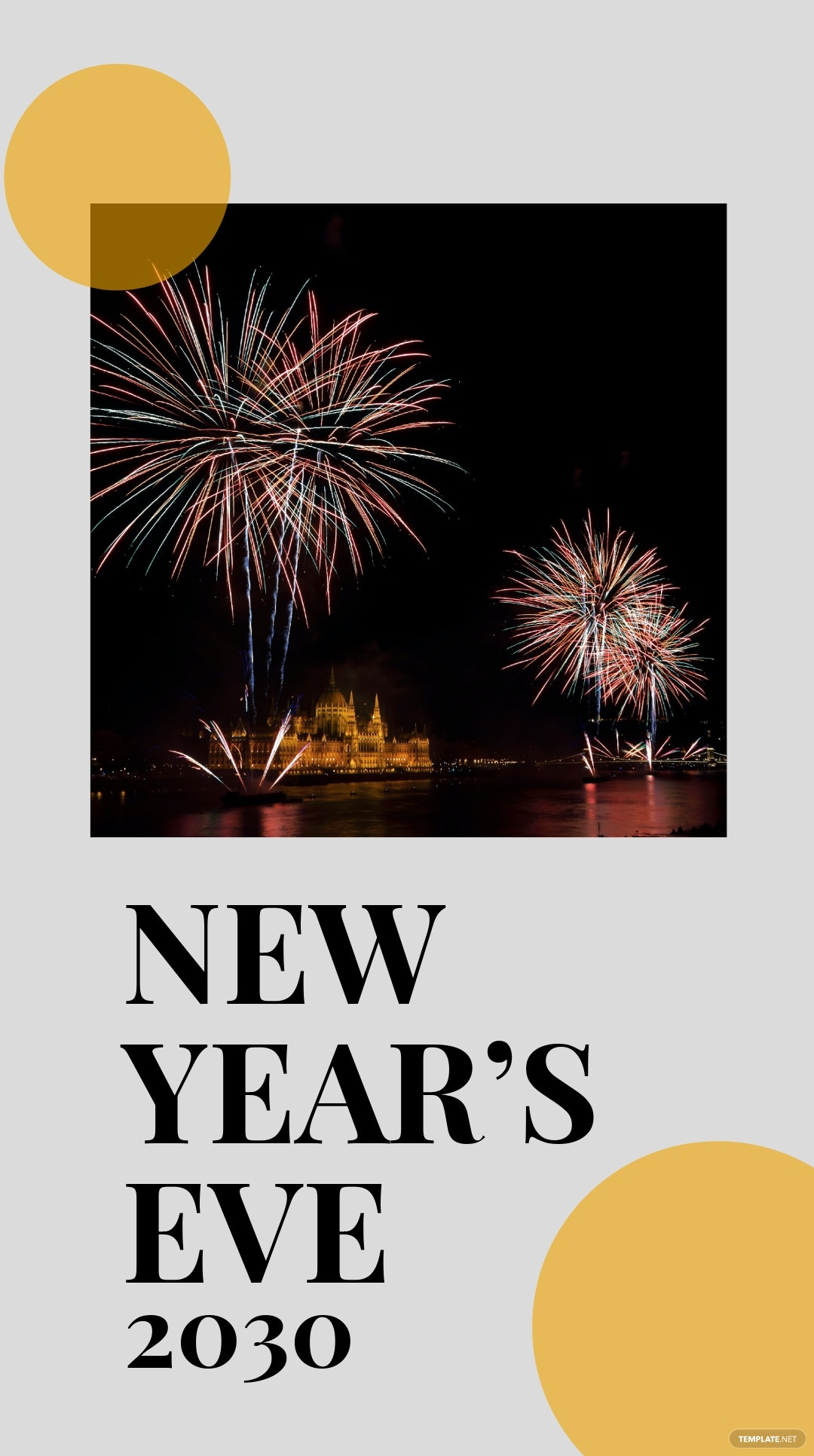 Free New Year's Eve Instagram Story Template.jpe