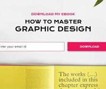 Free Website E-book Pop-up Template