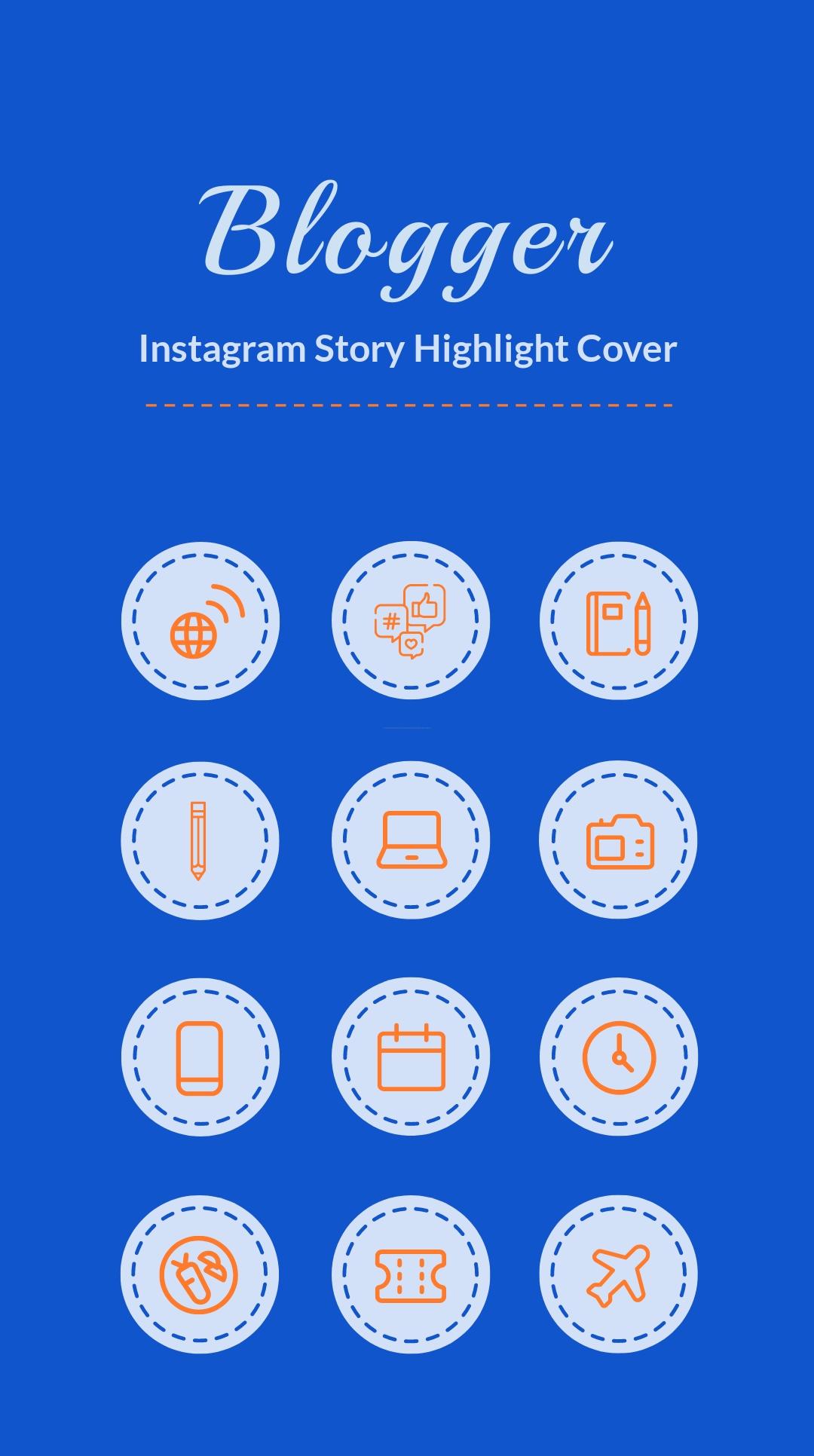 Blogger Instagram Story Highlight Cover.jpe