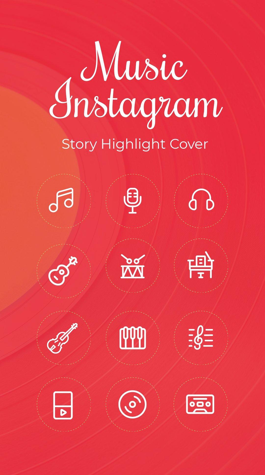 Music Instagram Story Highlight Cover.jpe
