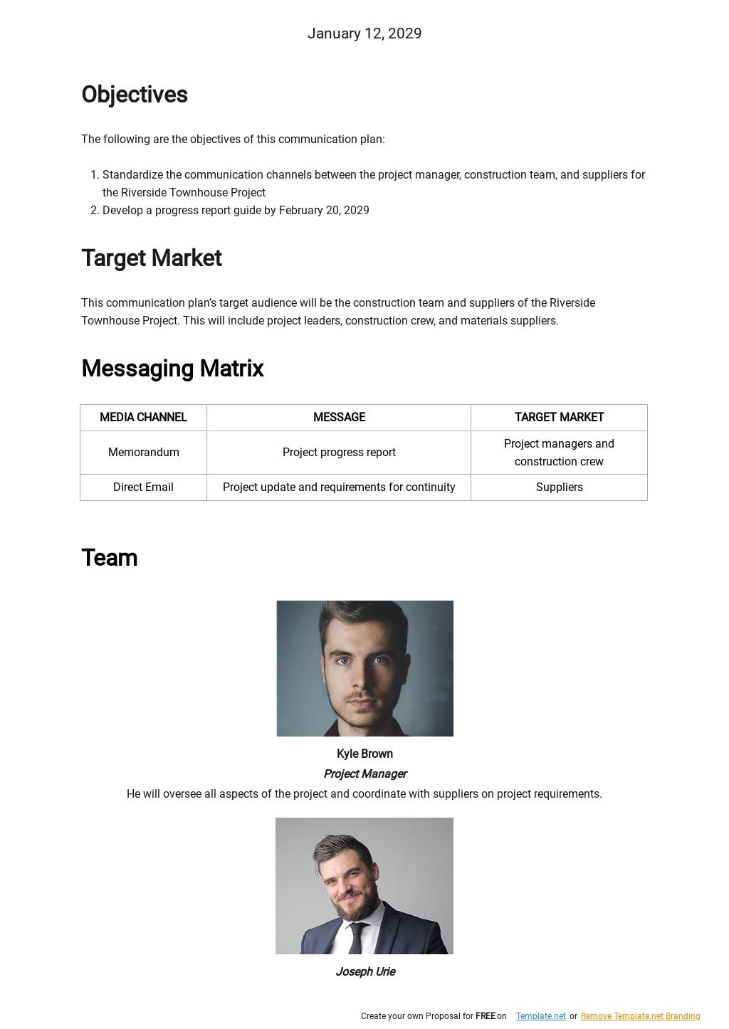 Project Communication Plan Template 1.jpe