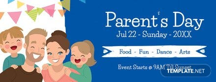 Parent's Day Facebook Event cover