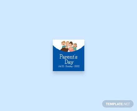 Parent's Day Facebook Profile