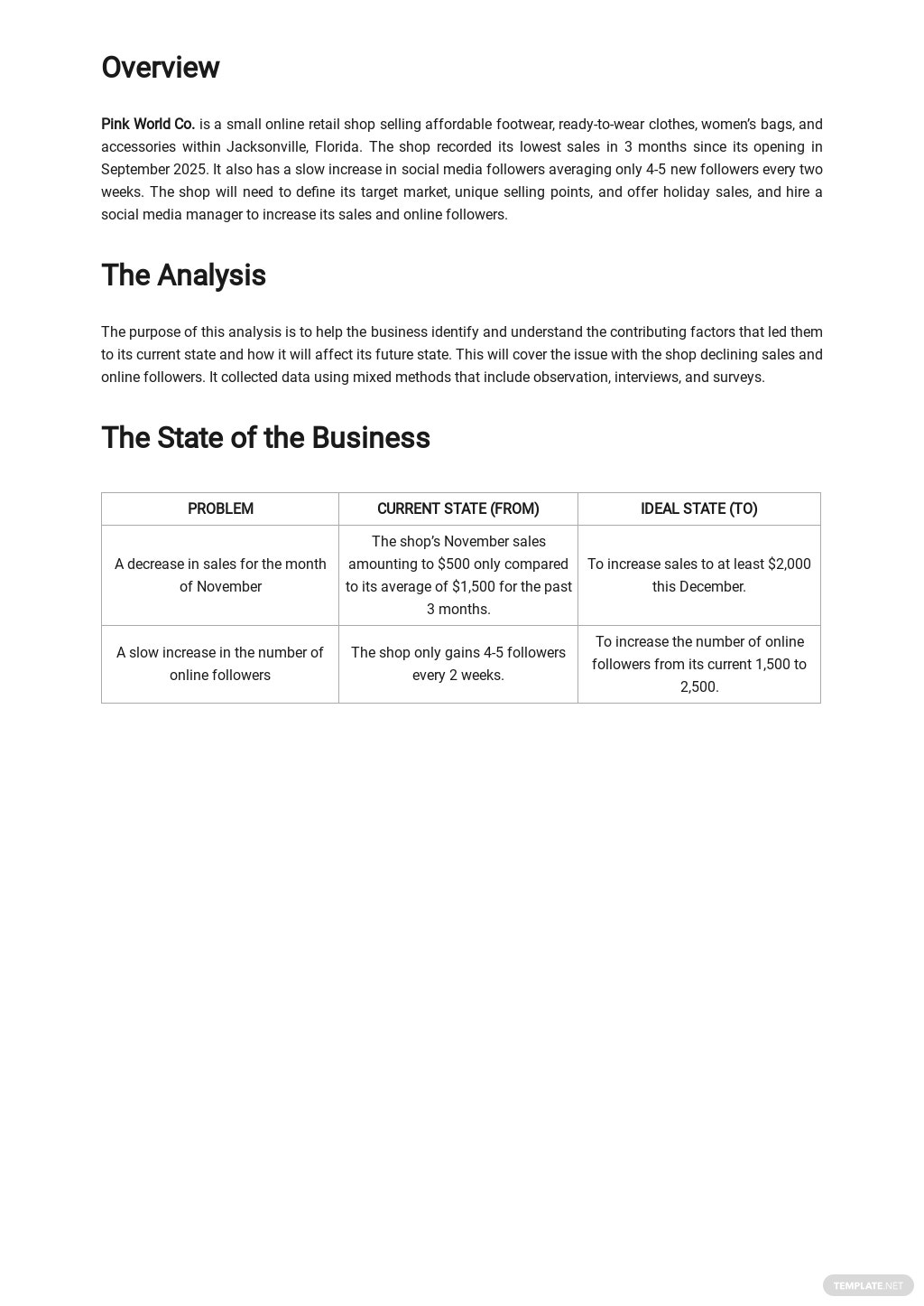 Free Gap Analysis Template 1.jpe