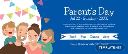 Parent's Day  Profile banner
