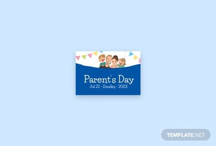 Parent's Day Pinterest Board Cover