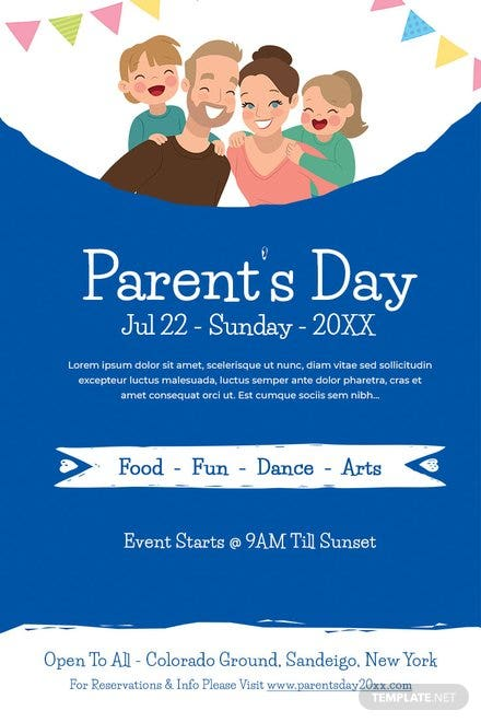 Parent's Day Pinterest Pin