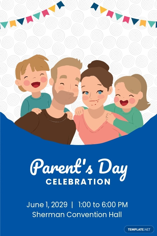 Parent's Day Tumblr Post Template
