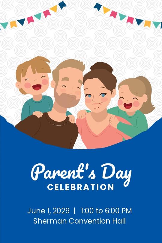Free Parent's Day Tumblr Post
