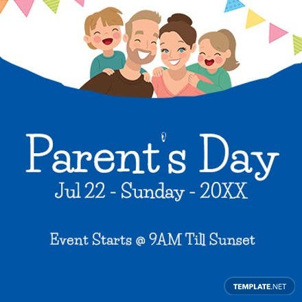 Parent's Day Twitter Profile Photo
