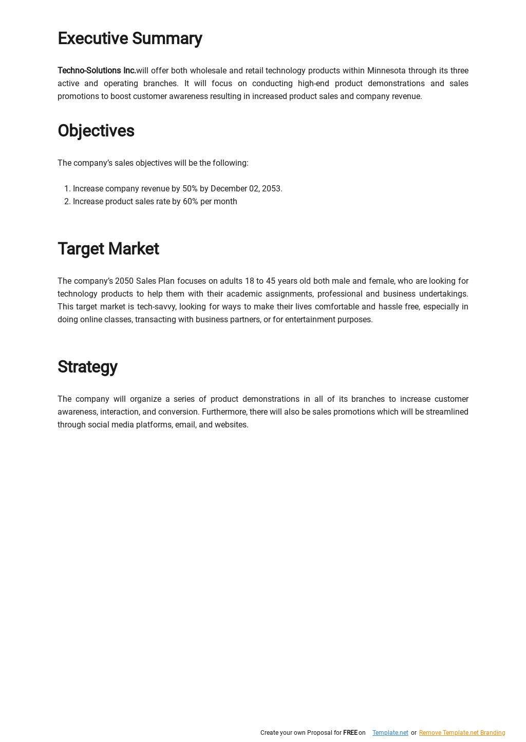 Sales Report Plan Template 1.jpe