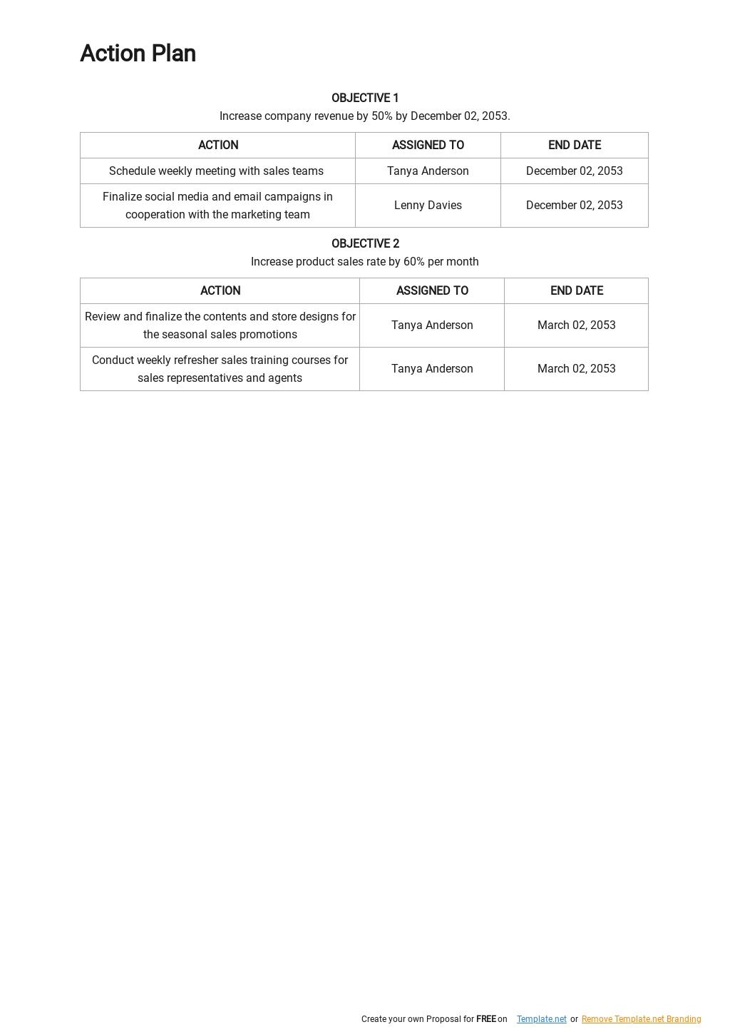 Sales Report Plan Template 3.jpe