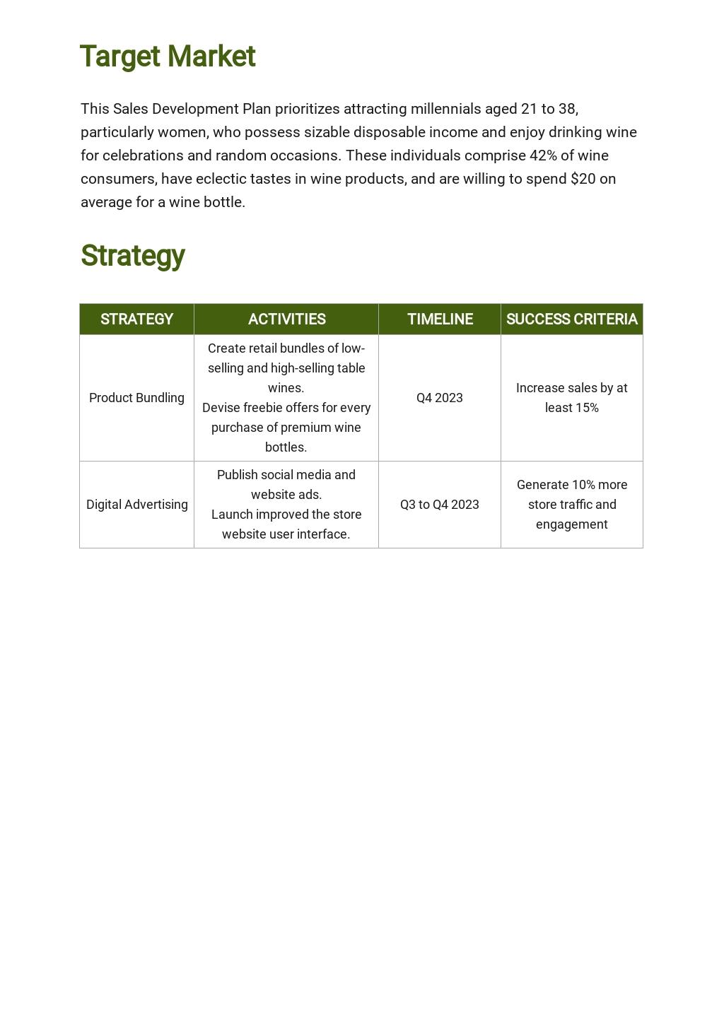 Free Sales Development Plan Template 2.jpe