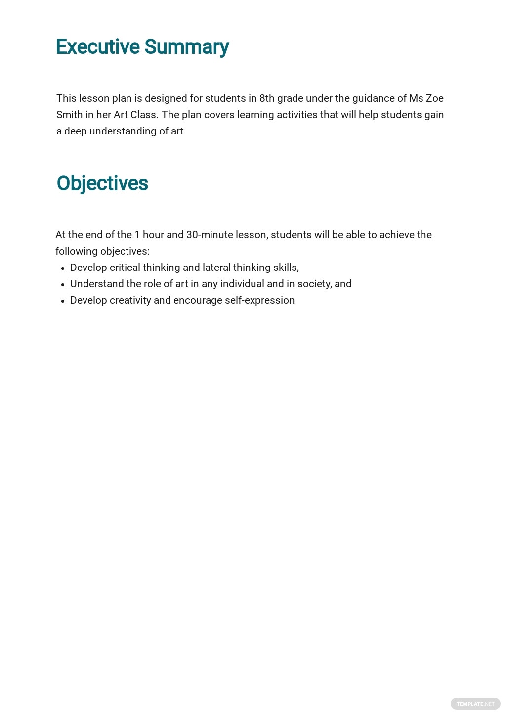 Free Blank Lesson Plan Template 1.jpe