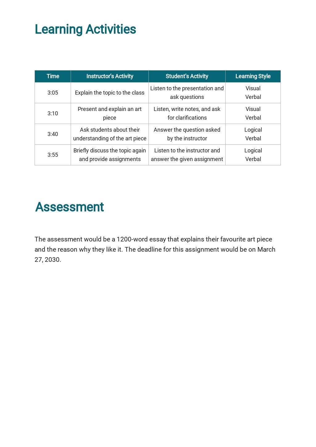 Free Blank Lesson Plan Template 2.jpe