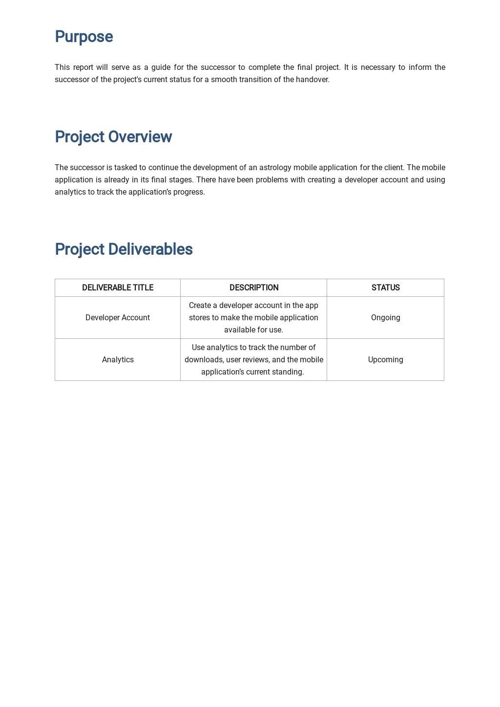 Free Final Project Handover Report 1.jpe