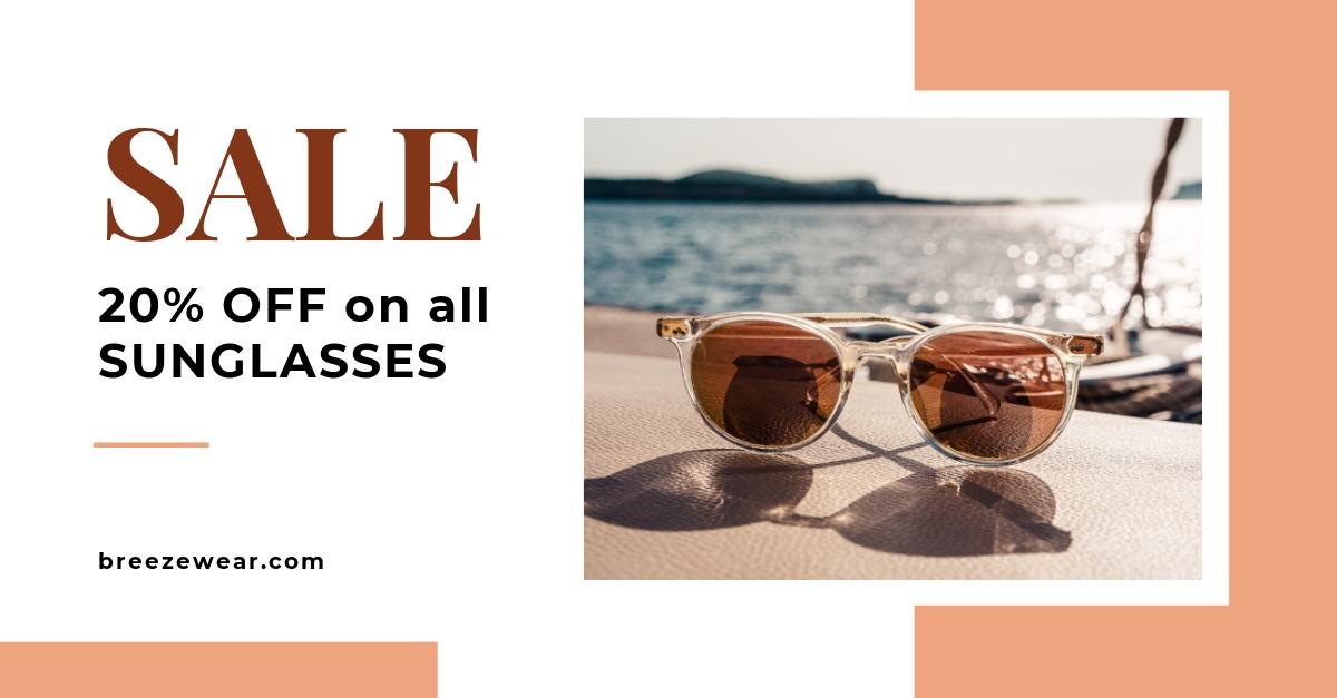 Online Shop Facebook Ad Template