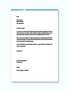 Ownership Transfer Letter Sample