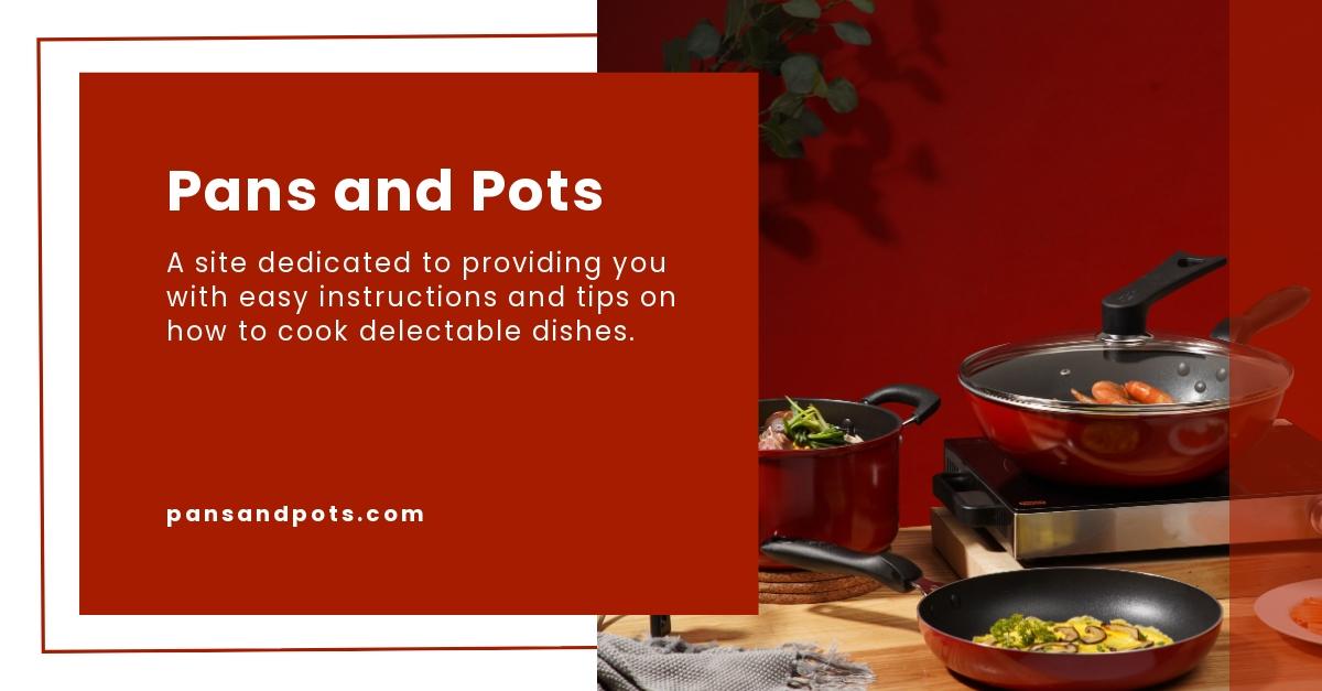 Cooking Website Facebook Ad Template