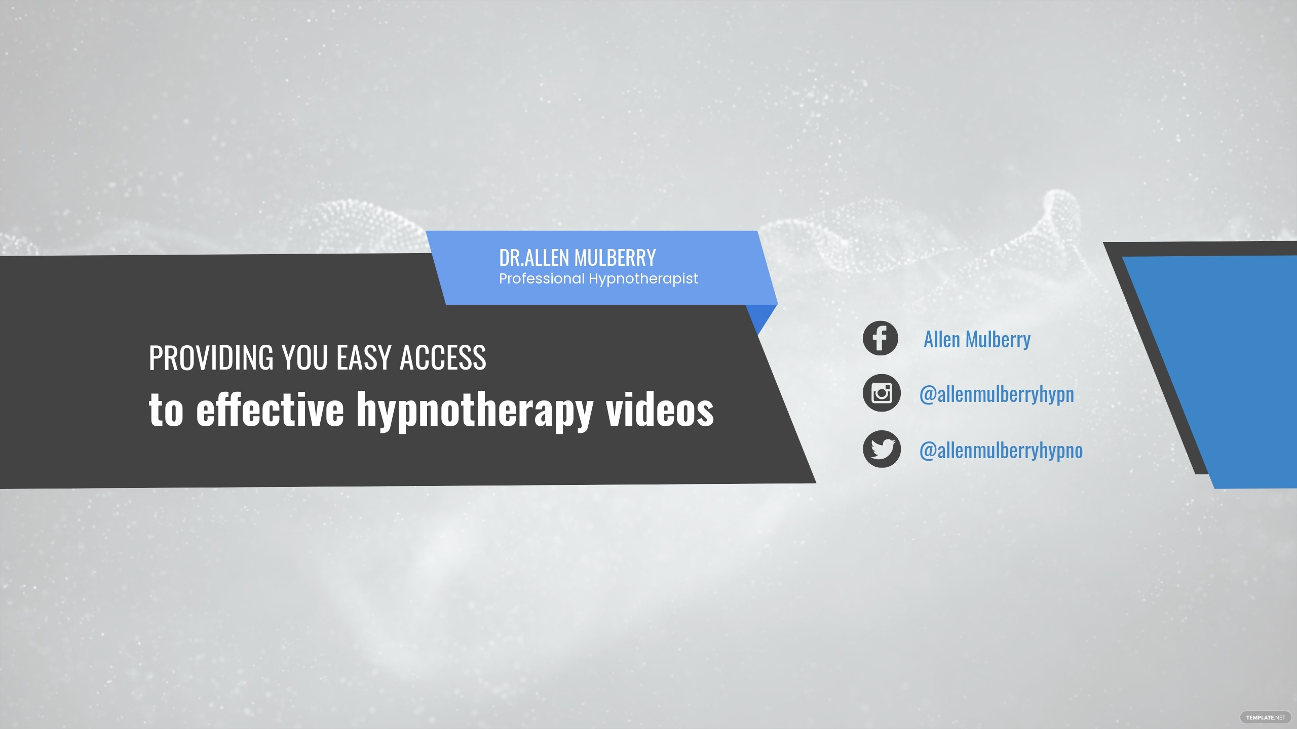 Professional Youtube Channel Art Template.jpe