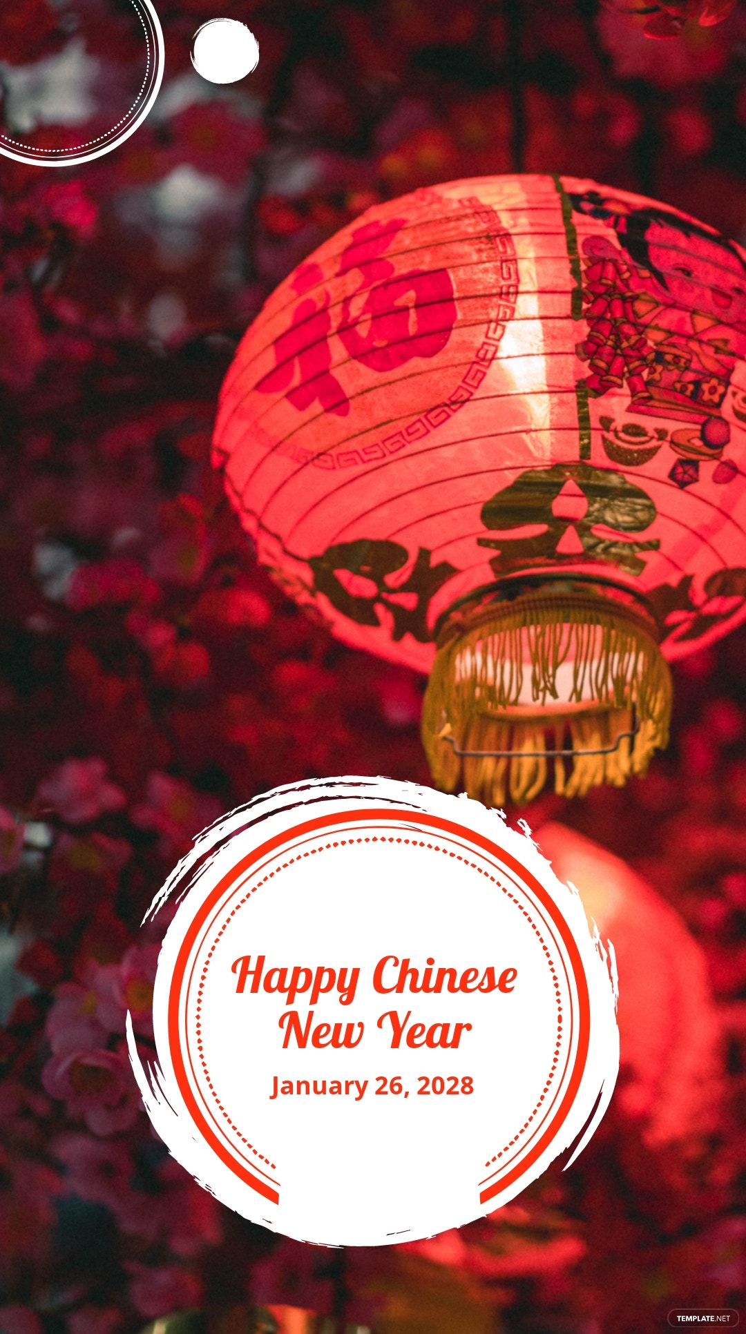 Chinese New Year Quote Instagram Story Template 1.jpe
