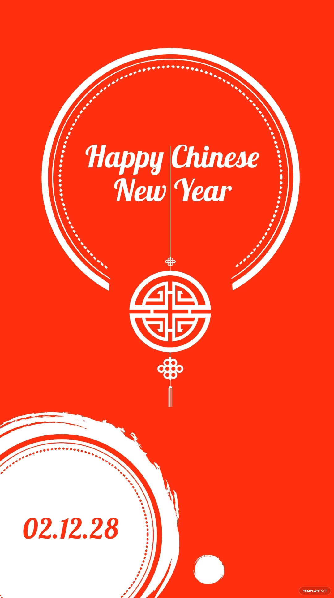Chinese New Year Quote Instagram Story Template 4.jpe