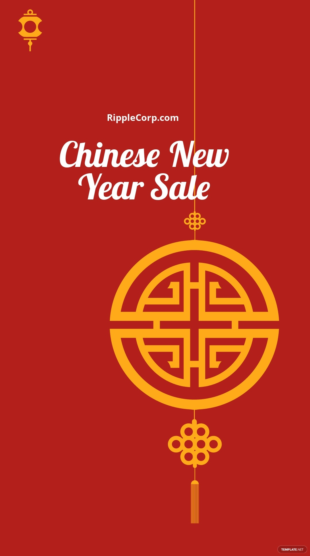 Chinese New Year Sale Instagram Story Template 1.jpe