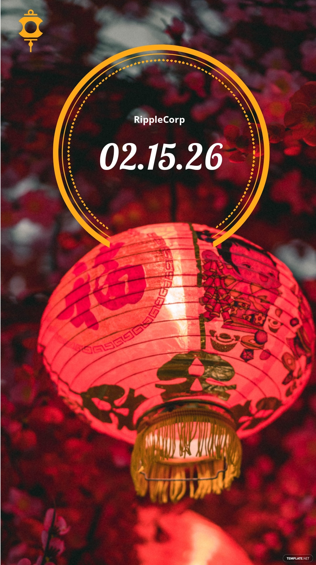Chinese New Year Sale Instagram Story Template 3.jpe