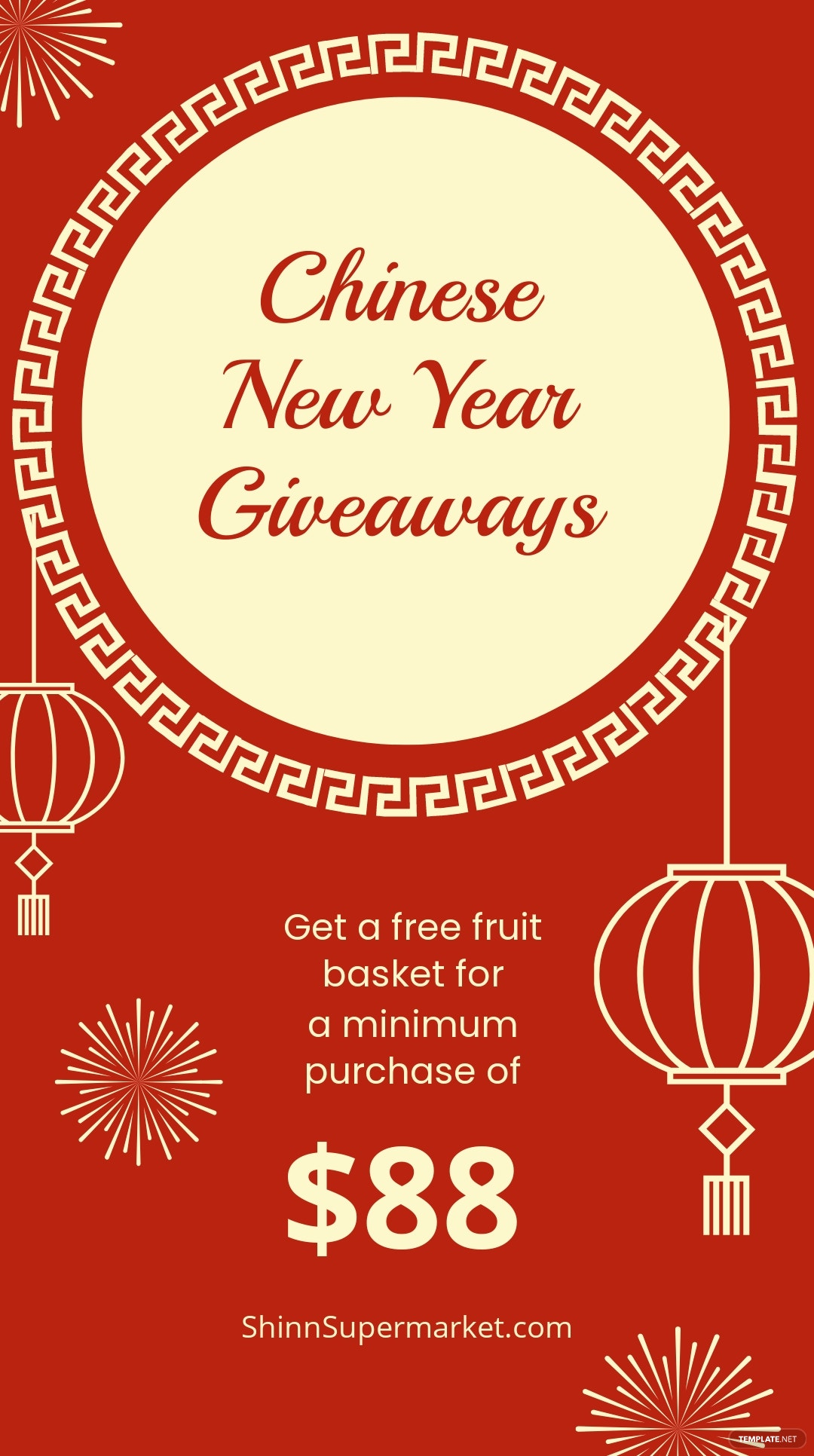 Chinese New Year Giveaway Instagram Story Template 3.jpe