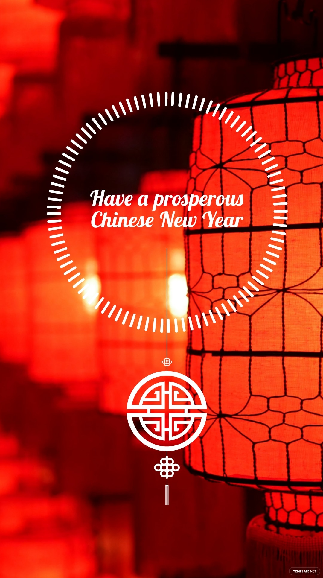 Chinese New Year Event Instagram Story Template 2.jpe