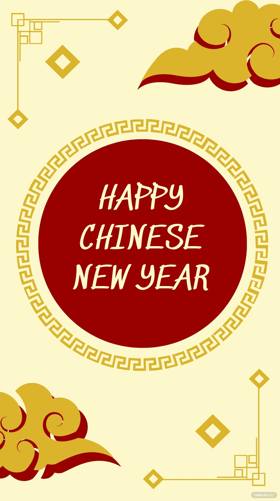 Vintage Chinese New Year Instagram Story Template 1.jpe