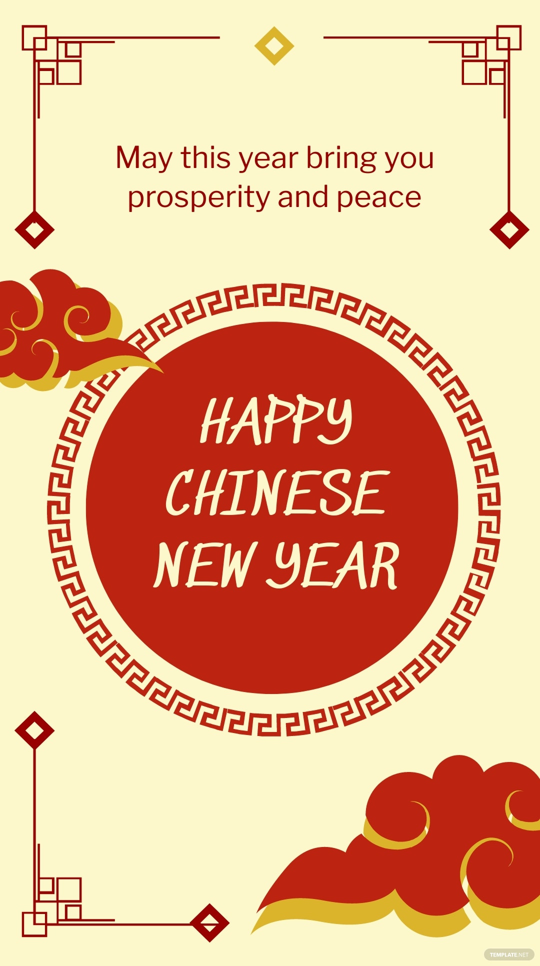 Vintage Chinese New Year Instagram Story Template 3.jpe