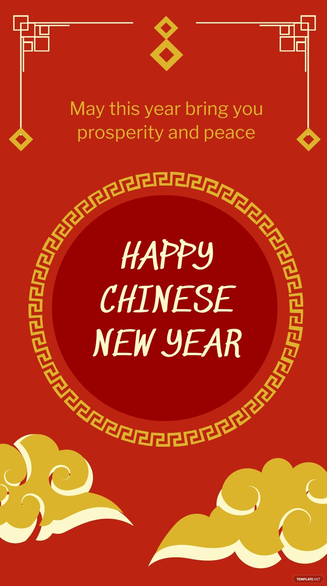 Vintage Chinese New Year Instagram Story Template 4.jpe
