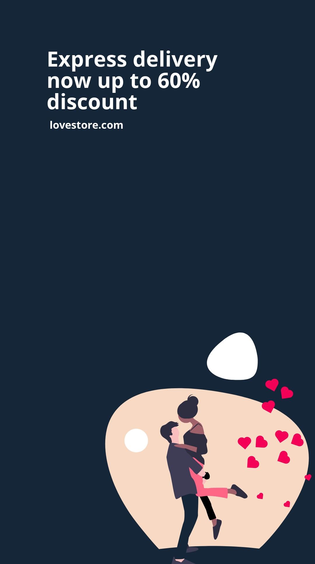 Valentine's Day Sale Instagram Story Template 2.jpe