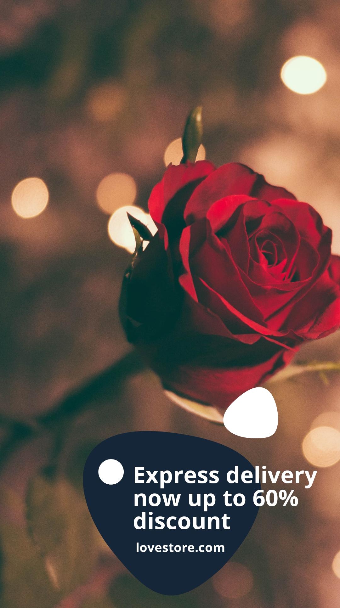 Valentine's Day Sale Instagram Story Template 3.jpe