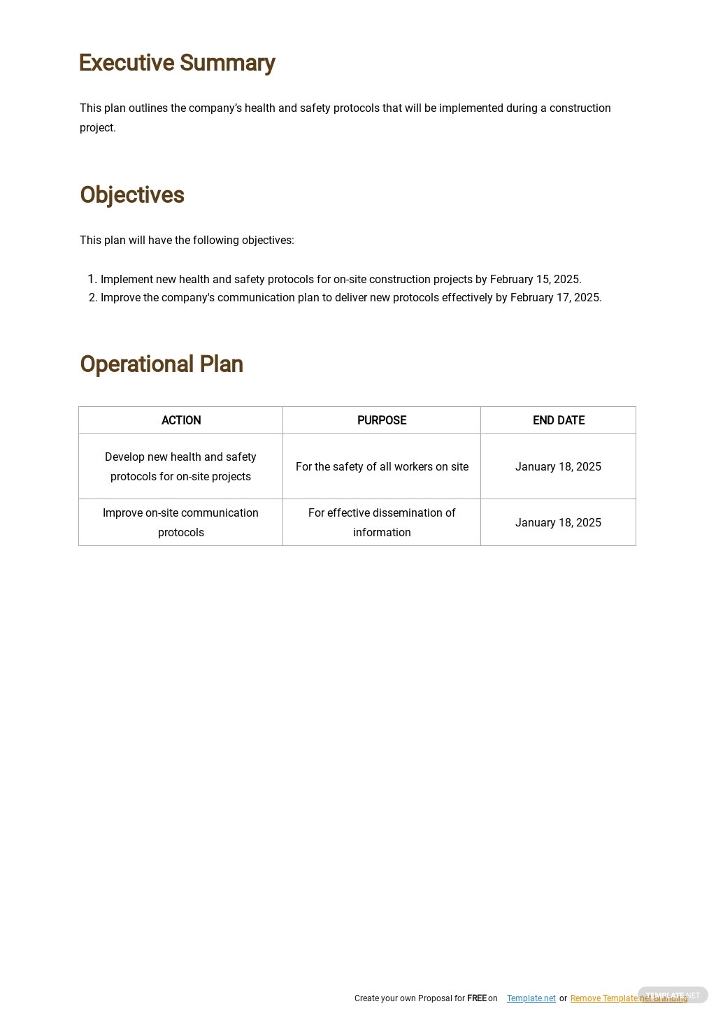 Construction Health and Safety Plan Template 1.jpe
