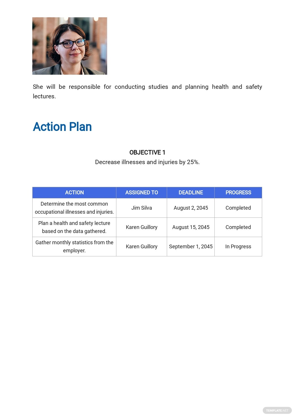 Free Health and Safety Action Plan Template 2.jpe