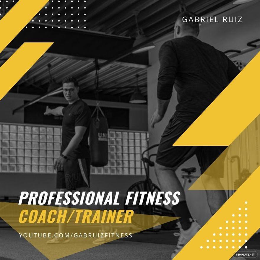 Personal Trainer Instagram Post.jpe