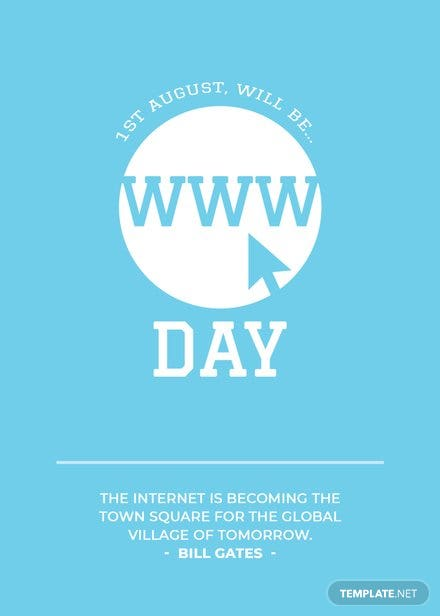 Free World Wide Web Day