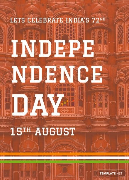 15th  August Indian Independence Day