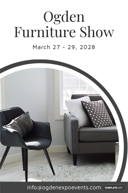 Furniture Show Tumblr Post Template